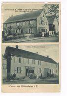 CPA (67) Gruss Aus Hûttenheim . 3 Vues .  (B.729) - France