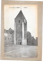 SAINT VALERY SUR SOMME - 80 - L'Eglise - DELS2 - - Saint Valery Sur Somme