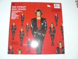 N° 92 3877 1  ROD STEWART  Body Wishes. - Rock