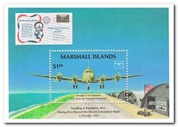 Marshalleilanden, Postfris MNH, Airplane - Marshalleilanden