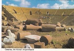 CAESAREA, THE ROMAN AMPHITHEATRE. PHALPHOT. UNUSED. CIRCA 1990's- BLEUP - Israël