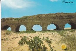 CAESAREA, THE ROMAN AQUEDUCT. PHALPHOT. UNUSED. CIRCA 1990's- BLEUP - Israël