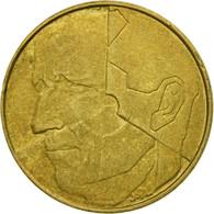 Monnaie, Belgique, 5 Francs, 5 Frank, 1993, TTB, Brass Or Aluminum-Bronze - 03. 5 Francs