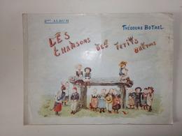 Les Chansons Des Petits Bretons Théodore Botrel 2 ème Album - Musique & Instruments