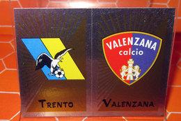 CALCIATORI 2002-2003 N. 683 TRENTO - VALENZANA  NEW NUOVA CON VELINA - Edizione Italiana
