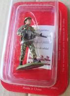 SOLDATINO  MILITARE DEL PRADO - COMMANDO MARINE FRANCIA (280818) - Figurini & Soldatini