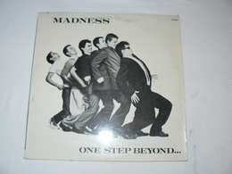 N° 940822 MADNESS.  One Step Beyond. - Rock