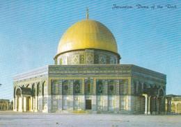 JERUSALEM, DOME OF THE ROCK. STAR CARDS. UNUSED. CIRCA 1990's- BLEUP - Israël
