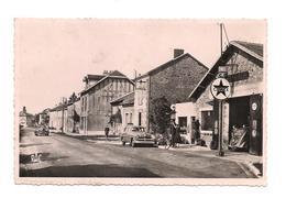 MORTEROLLES SUR SEMMES - Route De Paris - Pompe à Essence  GARAGE  SIMCA - - Frankreich