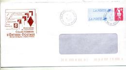 Pap Briat Cachet Orly Aerogare Ouest Illustré Collectionneur Entiers Postaux - PAP: Sonstige (1995-...)