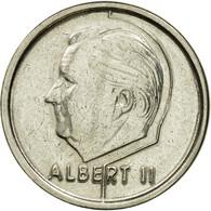 Monnaie, Belgique, Albert II, Franc, 1994, TTB, Nickel Plated Iron, KM:188 - 02. 1 Franc