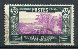 NOUVELLE-CALEDONIE -  Yv. N°  147A  (o)   35c   Cote 1 Euro   BE - Neukaledonien