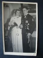 Altes Original-Foto-Karte 2. WK., Portait Marinesoldat Mit Orden, Narvikschild, Schnellbootabzeichen, DRL, Ordensspange - 1939-45