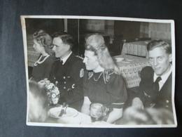 Altes Original-Foto 2. WK., Marinesoldat Mit Orden, Narvikschild !! - 1939-45
