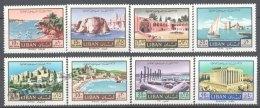 Liban - Lebanon - Libano 1967 Airmail Yvert 413-20, World Tourism Day - MNH - Lebanon