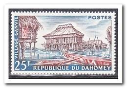 Dahomey 1960, Postfris MNH, Stilt Houses - Benin – Dahomey (1960-...)