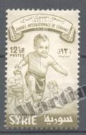 Syrie - Syria - Siria 1957 Yvert 92, International Year Of The Children - MNH - Syria
