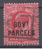 GREAT BRITAIN 1902 Government Parcels - Servizio