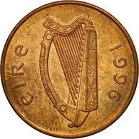 Monnaie, IRELAND REPUBLIC, 2 Pence, 1996, TTB, Copper Plated Steel, KM:21a - Ireland