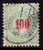 Suisse Timbre Taxe YT N° 19 Oblitéré. B/TB. A Saisir! - Postage Due