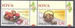 2009. Moldova, Easter, 2v, Mint/** - Moldova