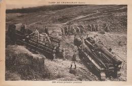 Isére : CHAMBARAN : Camp De Chambaran - 280 Allant Prendre Position - Barracks