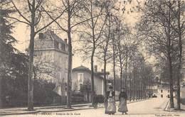 47-NERAC- AVENUE DE LA GARE - Nerac