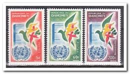 Dahomey 1961, Postfris MNH, Admission To The UN - Benin – Dahomey (1960-...)