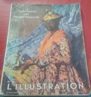 L'Illustration 23 Novembre 1935 Tricentenaire Antilles Françaises,Pétain Capoulet Junac,Catastrophe Fourvoirie,Stavisky - 1900 - 1949