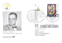 Bund 2015  Michel # 3195   Paul Klee - [7] République Fédérale