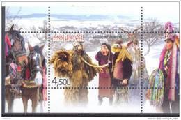 2011. Moldova, Winter Holidays, New Year & Christmas, S/s, Mint/** - Moldova