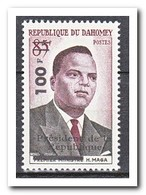 Dahomey 1961, Postfris MNH, 1 Anniversary Of Independence - Benin – Dahomey (1960-...)