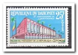Dahomey 1963, Postfris MNH, 3 Anniversary Of Independence - Benin – Dahomey (1960-...)