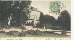 Montigny Bei Metz  Boptanischer Garden - France