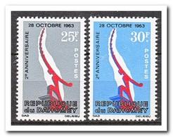 Dahomey 1965, Postfris MNH, 5 Years Of Independence - Benin – Dahomey (1960-...)