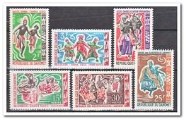 Dahomey 1964, Postfris MNH, Folk Dance - Benin – Dahomey (1960-...)
