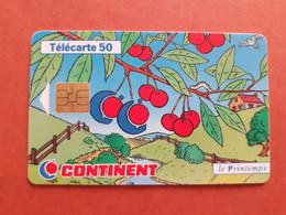 F832 Continent - Le Printemps 50U SO3 - Frankreich