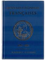 MONNAIES COLONIALES FRANCAISES / 1988 CATALOGUE GADOURY (ref CAT19) - Books & Software