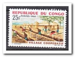 Congo 1966, Postfris MNH, Village Community Help - Congo - Brazzaville