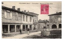 32 GERS - COLOGNE Presbytère, Maison Du XVème Siècle - Autres Communes