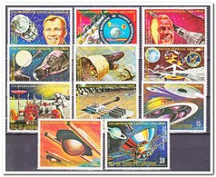 Equatoriaal Guinea 1975, Postfris MNH, Cooperation In Space Flight Between US And USSR - Equatoriaal Guinea