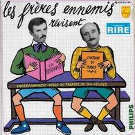 """Les Frères Ennemis 45t. EP """" Révisent L'histoire De France"""" - Humour, Cabaret"""