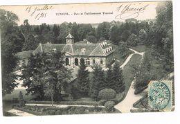 CPA (70) Luxeuil.  Parc Et établissement Thermal .    (B.845) - Luxeuil Les Bains
