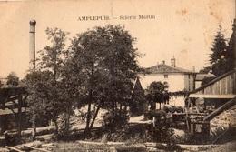 AMPLEPUIS SCIERIE MARTIN - Amplepuis