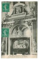 22682   CPA  EU  : Chapelle Du Collège ; Tombeau De Catherine De Clèves  !  1916 !! ACHAT DIRECT - Eu