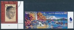457-458 / 448-449 Vereinte Nationen Genf Serie Einwandfrei Sauber Gestempelt - Gebraucht