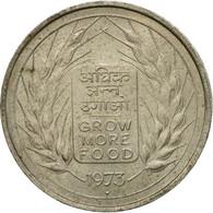 Monnaie, INDIA-REPUBLIC, 50 Paise, 1973, TTB, Copper-nickel, KM:62 - Inde