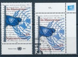 481 / 481 Vereinte Nationen Genf Serie Einwandfrei Postfrisch/** & Sauber Gestempelt - Gebraucht