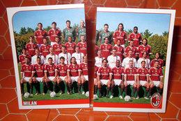 CALCIATORI 2011-2012 N. 294-295 MILAN  NEW NUOVA CON VELINA - Panini