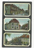 Phalsbourg  Pfalzburg    En 3 Vues  Ecrite En 1921 - Phalsbourg